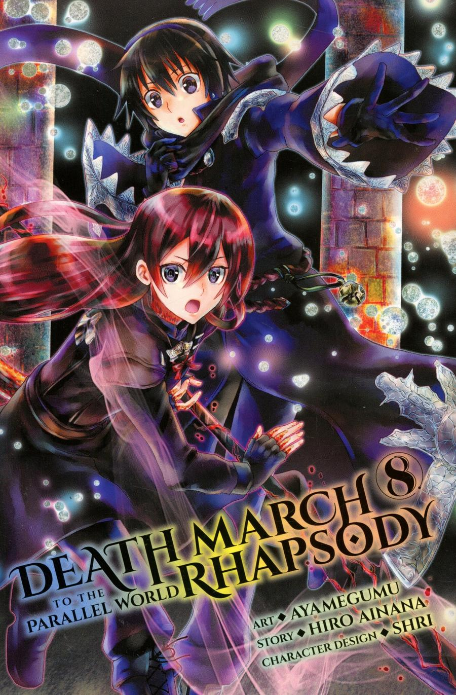 Death March To The Parallel World Rhapsody Vol 8 GN
