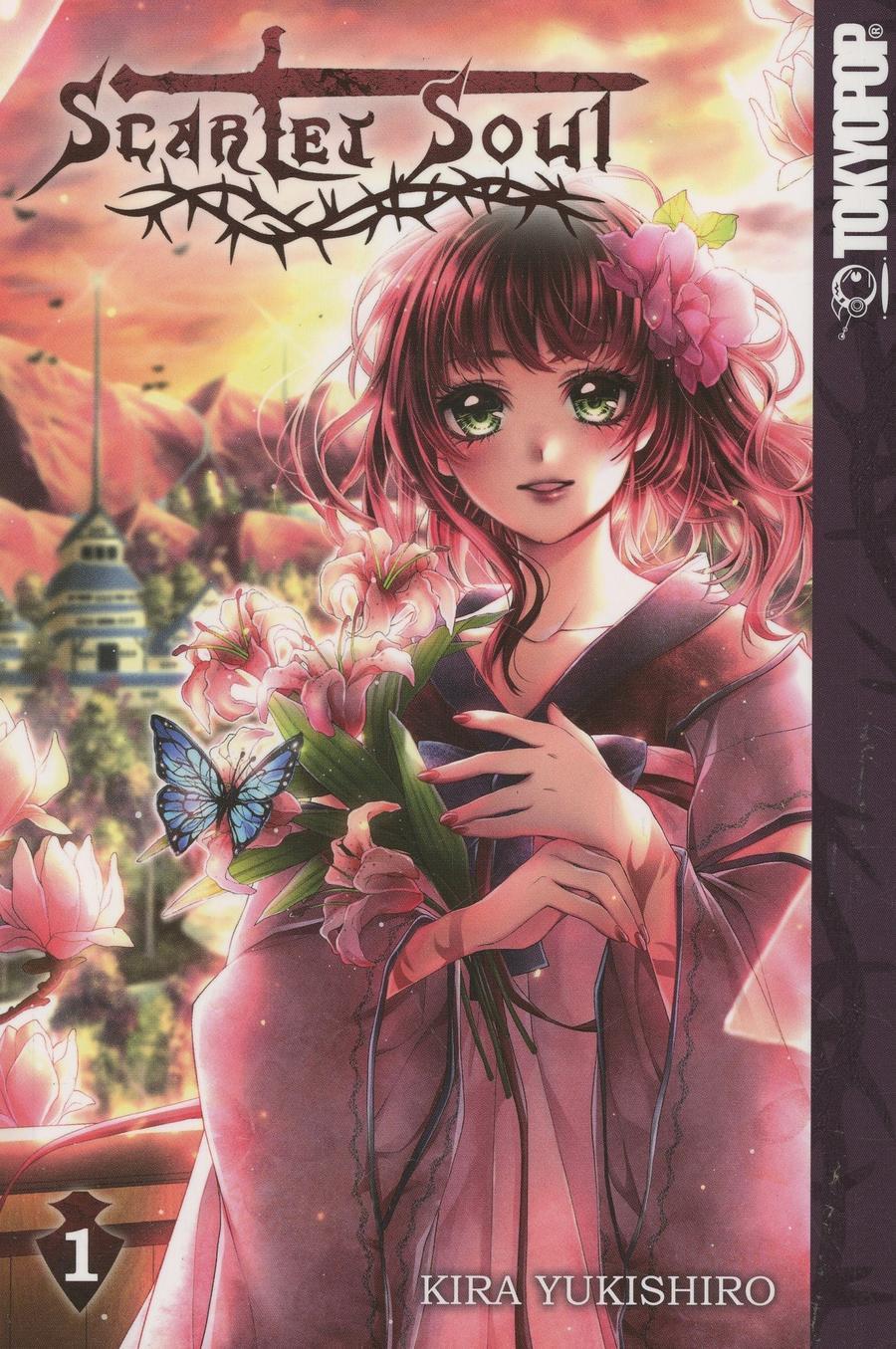 Scarlet Soul Vol 1 GN