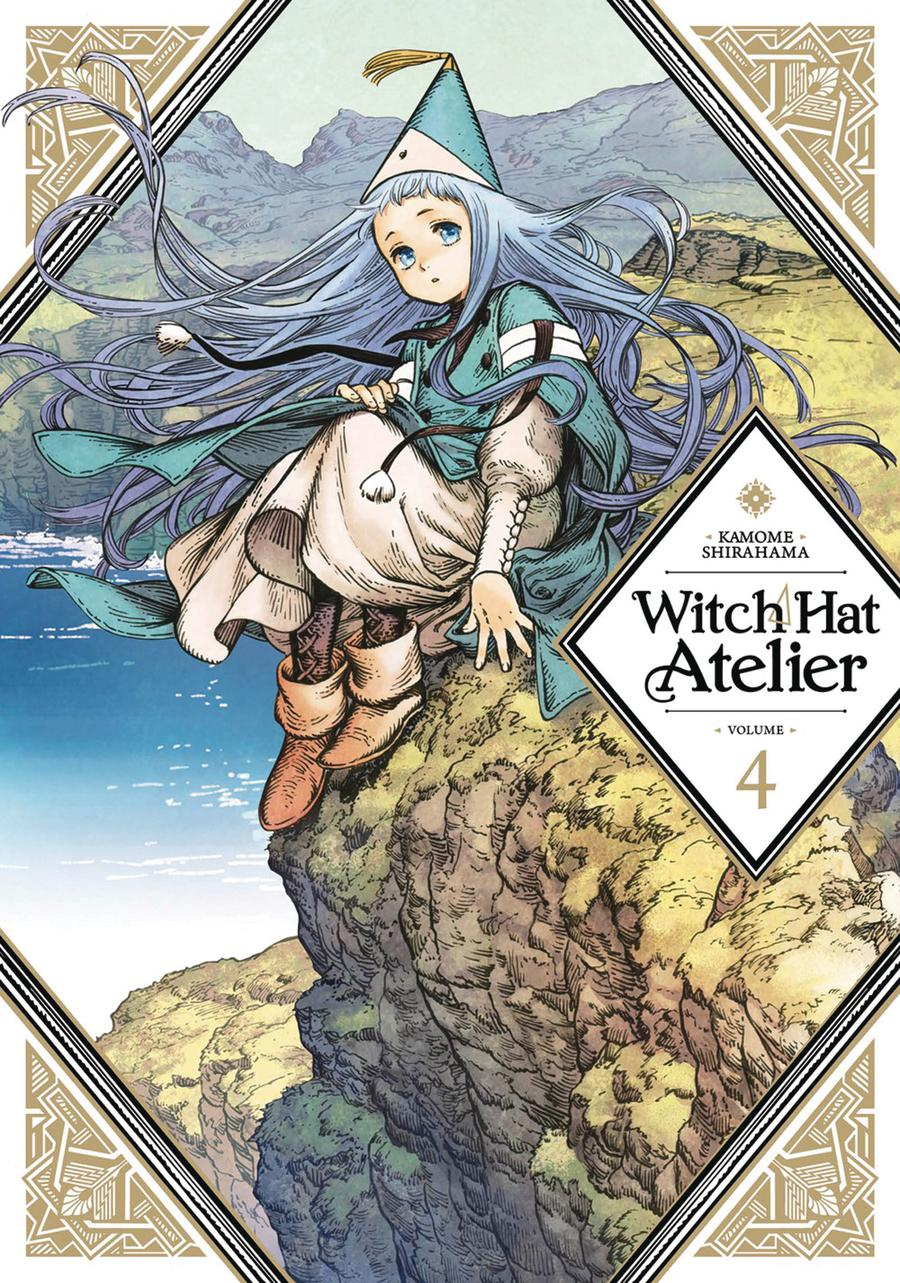 Witch Hat Atelier Vol 4 GN