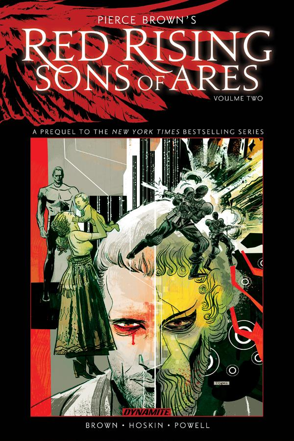 Pierce Browns Red Rising Sons Of Ares Vol 2 Wrath HC Regular Edition