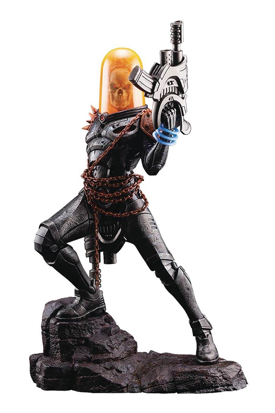 Marvel Cosmic Ghost Rider ARTFX Premier Statue