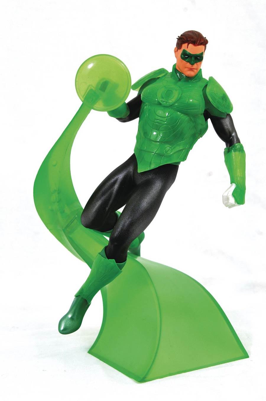 DC Comic Gallery Green Lantern PVC Statue