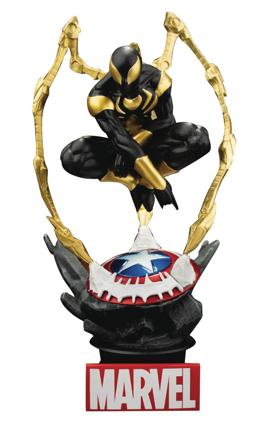 Avengers Infinity War Iron Spider Comic DS-015SP D-Stage Series Previews Exclusive 6-Inch Statue