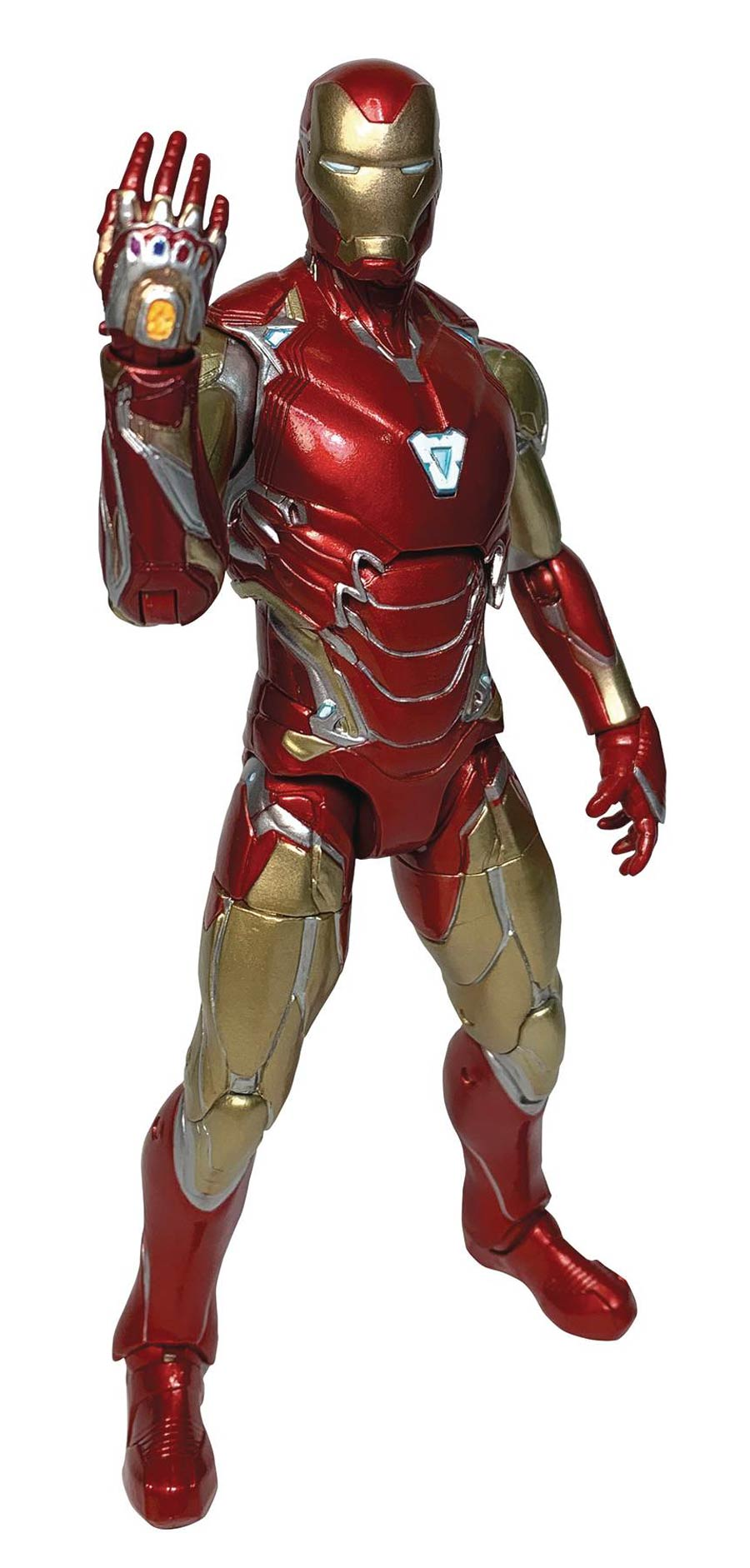 Marvel Select Avengers Endgame Iron Man MK85 Action Figure