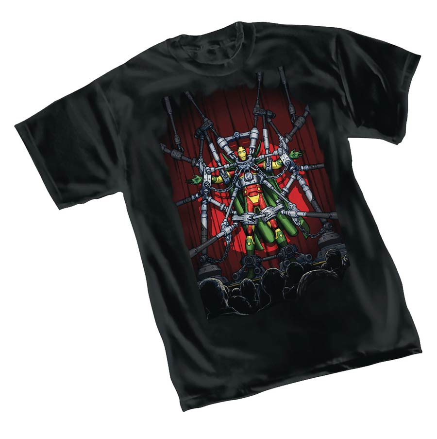 Mister Miracle Live T-Shirt Large