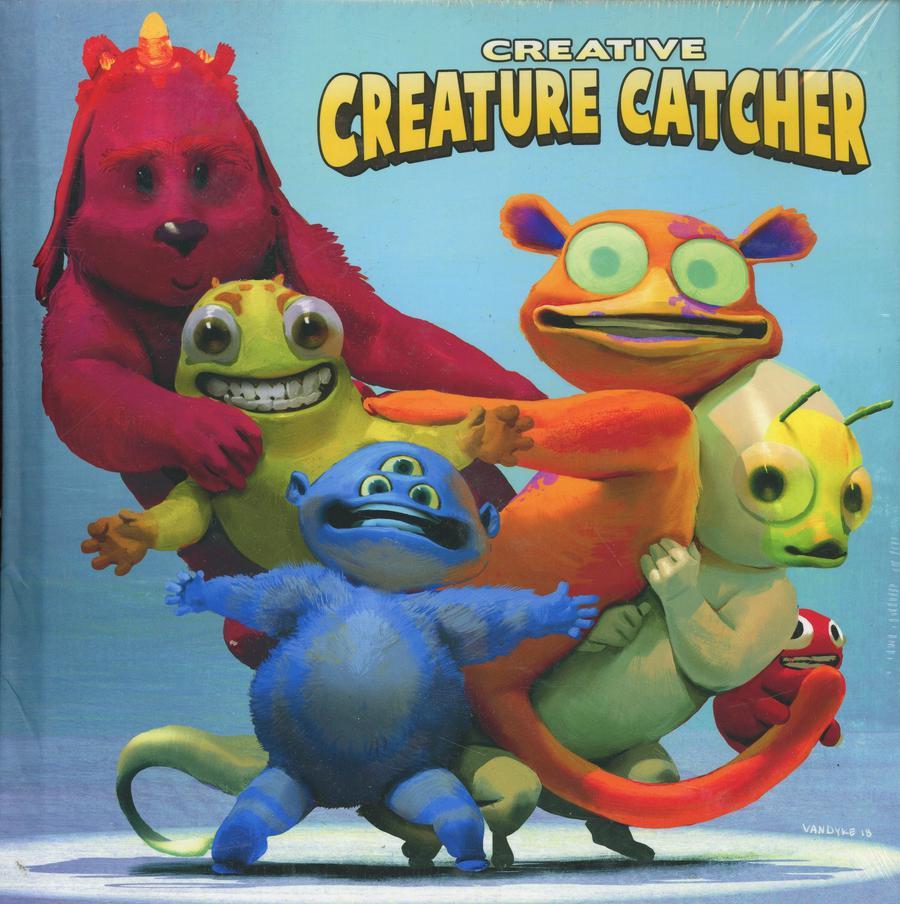 Creative Creature Catcher HC