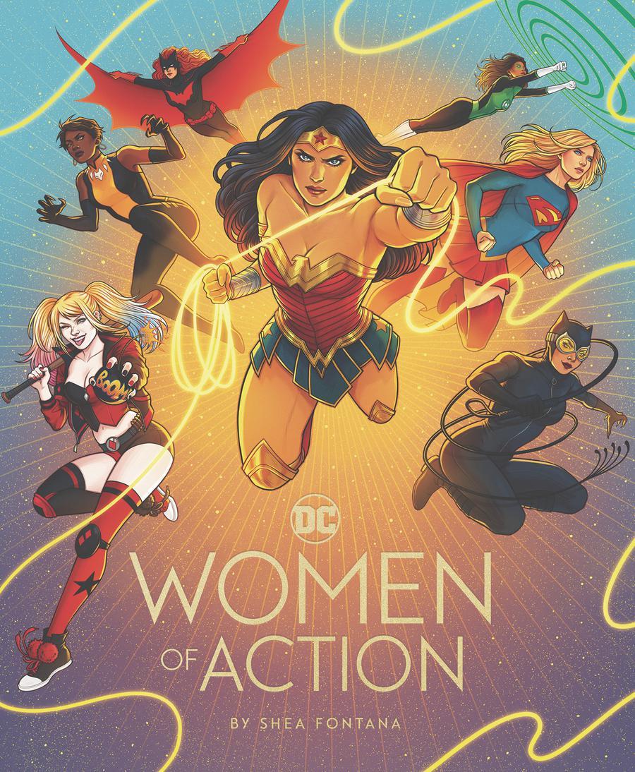 DC Women Of Action HC