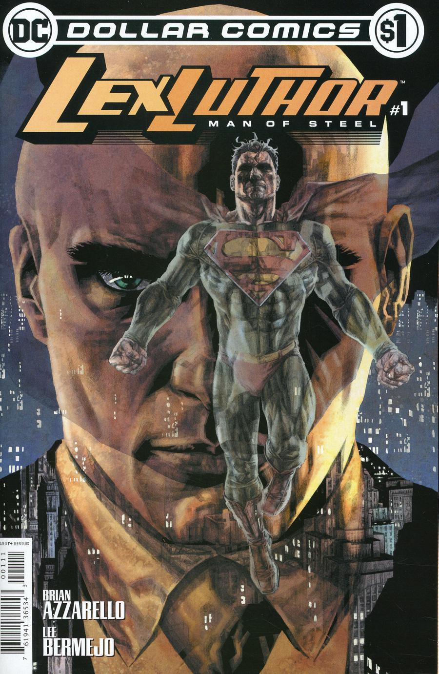 Dollar Comics Luthor #1