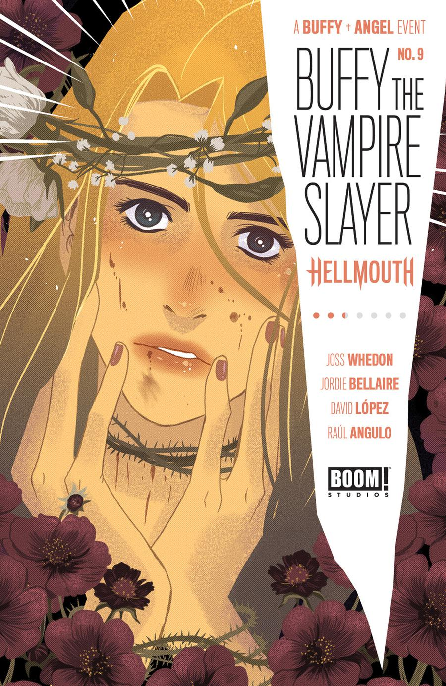 Buffy The Vampire Slayer Vol 2 #9 Cover F Incentive Cara McGee Variant Cover (Hellmouth Tie-In)
