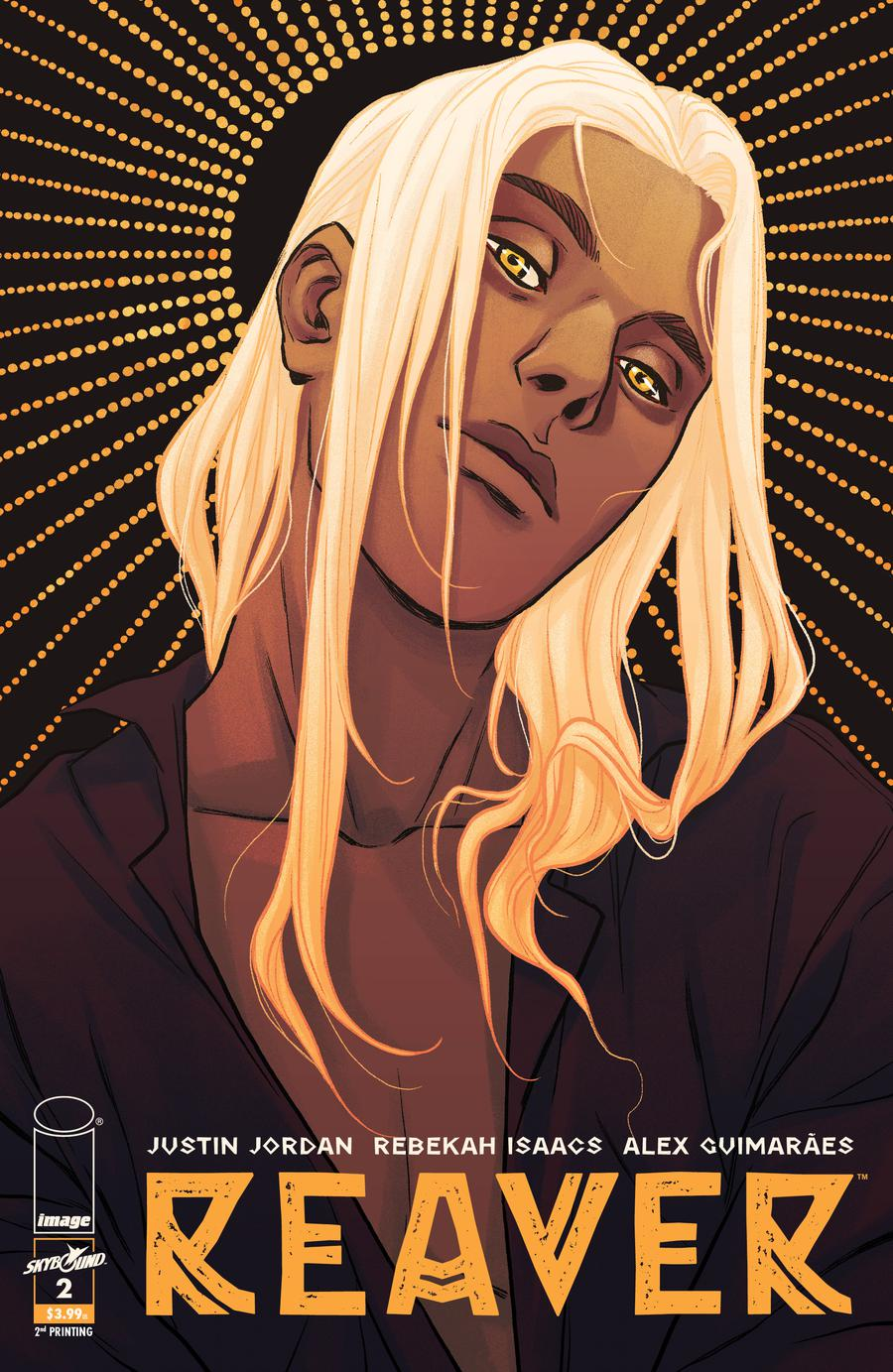 Reaver #2 Cover B 2nd Ptg Variant Becky Cloonan Cover