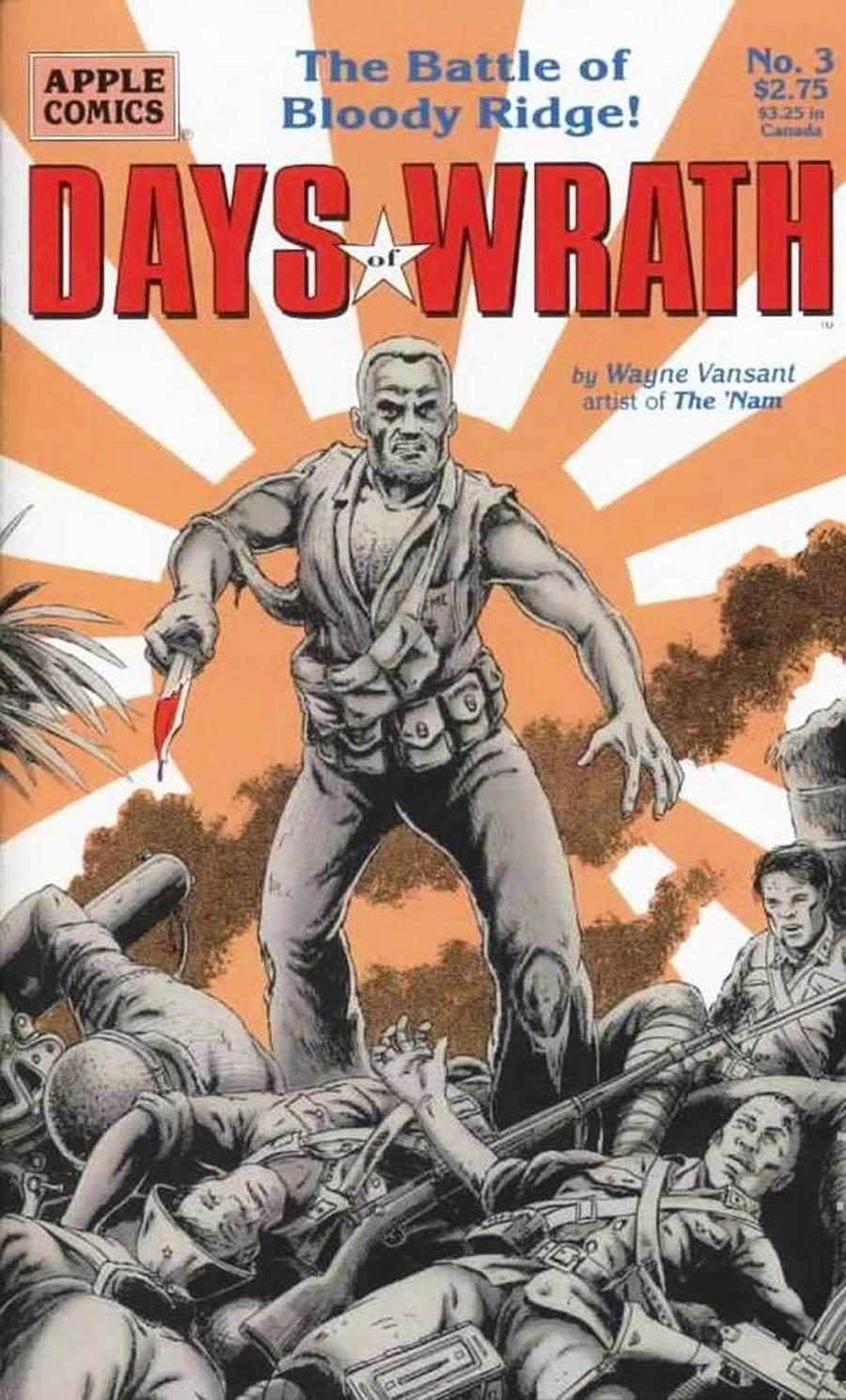 Days of Wrath #3