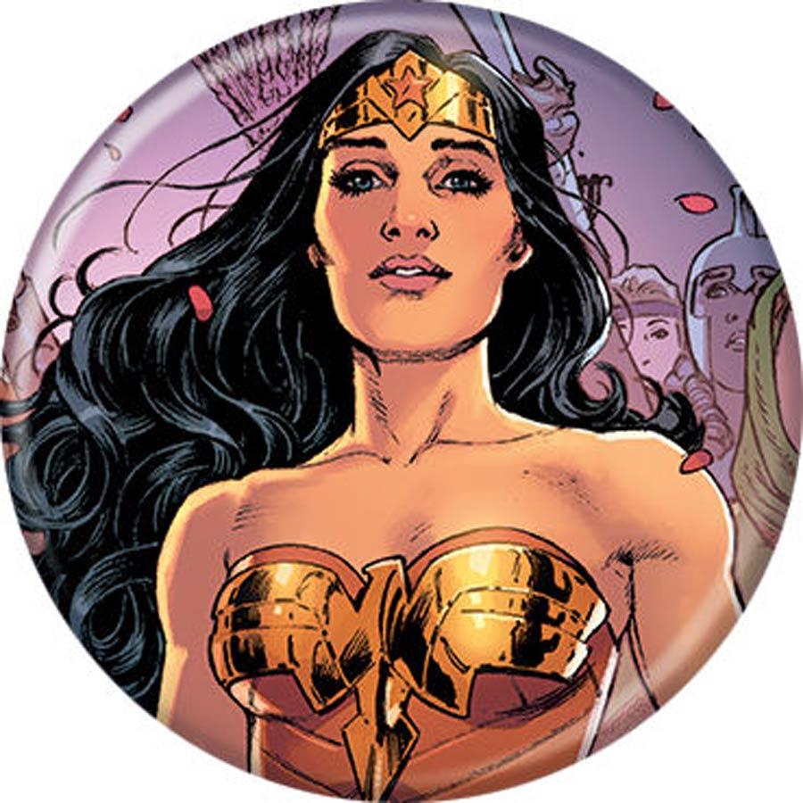 DC Comics Wonder Woman #4 Rebirth 1.25-inch Button (87740)