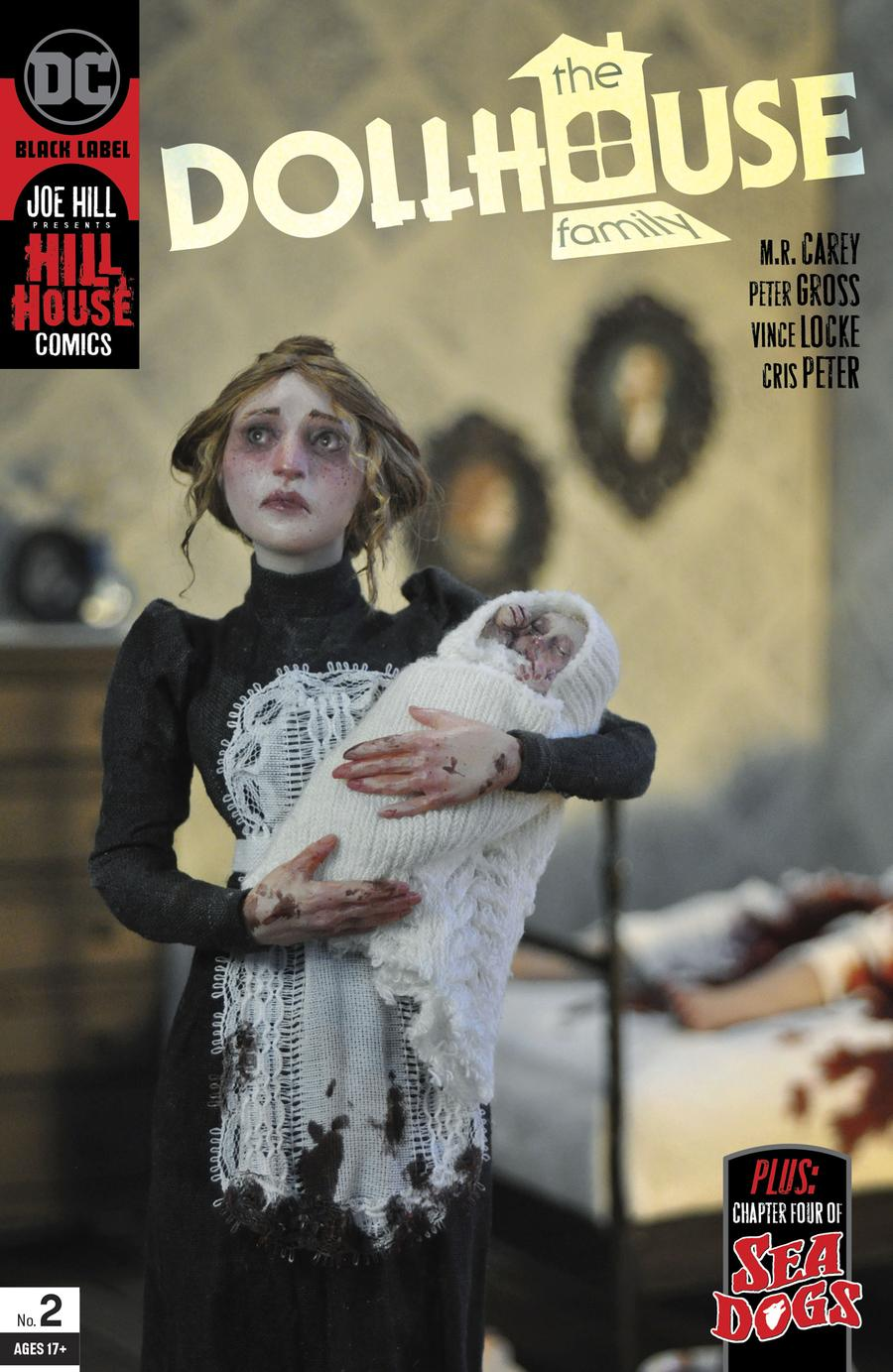 Dollhouse Family #2 Cover A Regular Jessica Dalva Cover