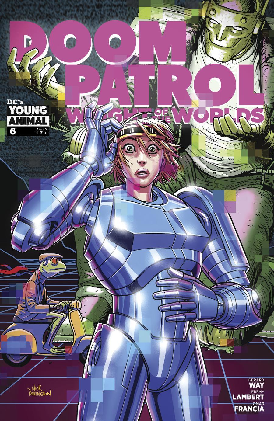 Doom Patrol Weight Of The Worlds #6