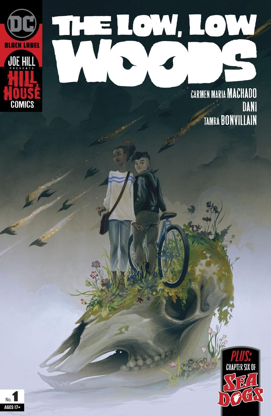 Low Low Woods #1 Cover A Regular J.A.W. Cooper Cover