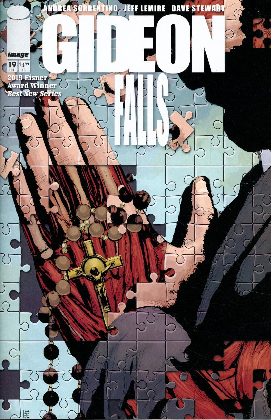Gideon Falls #19 Cover A Regular Andrea Sorrentino Cover