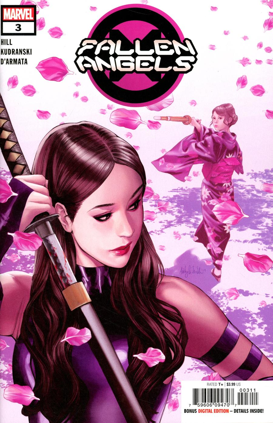 Fallen Angels Vol 2 #3 Cover A 1st Ptg (Dawn Of X Tie-In)
