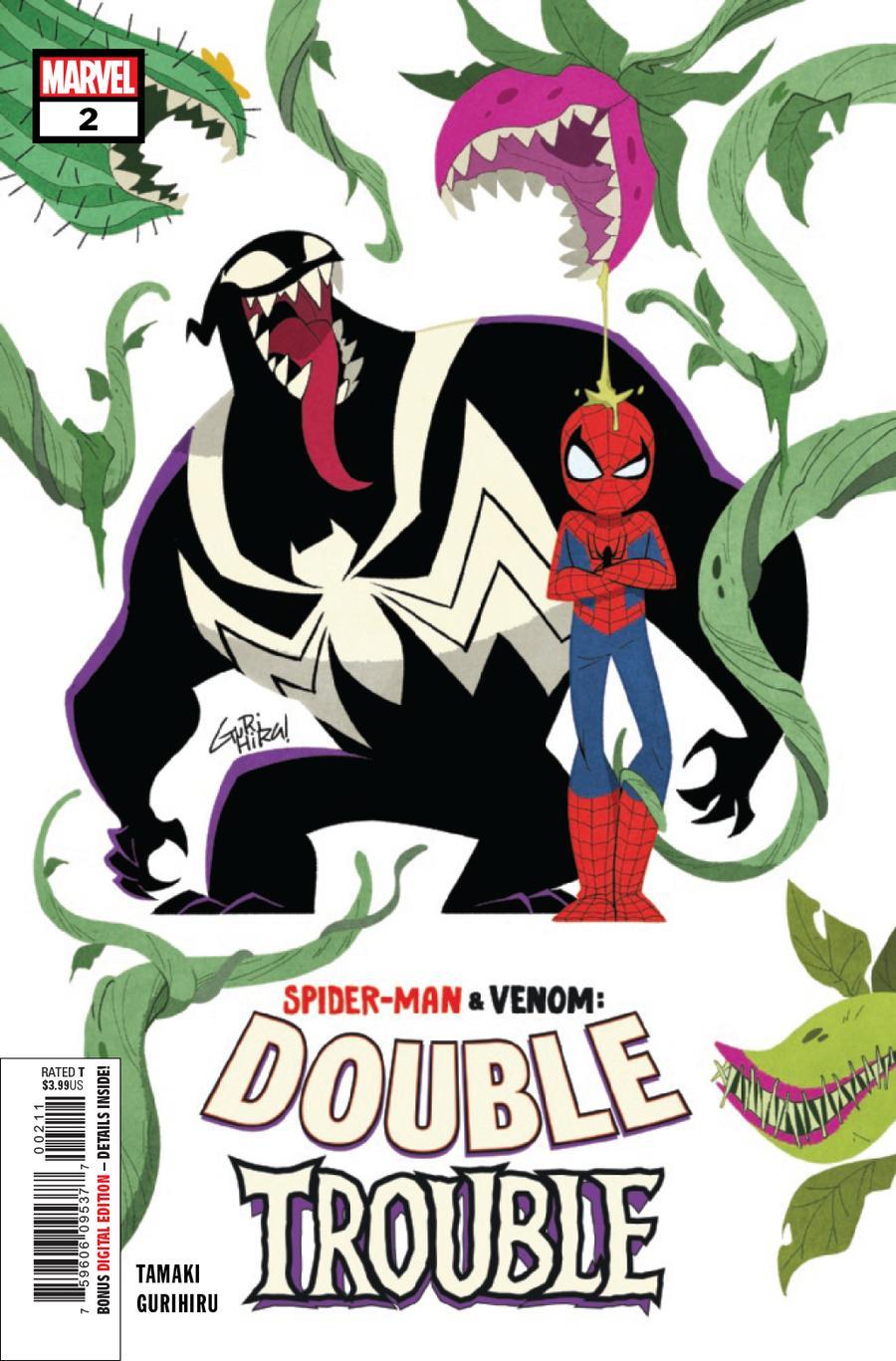 Spider-Man Venom Double Trouble #2 Cover A Regular Gurihiru Cover