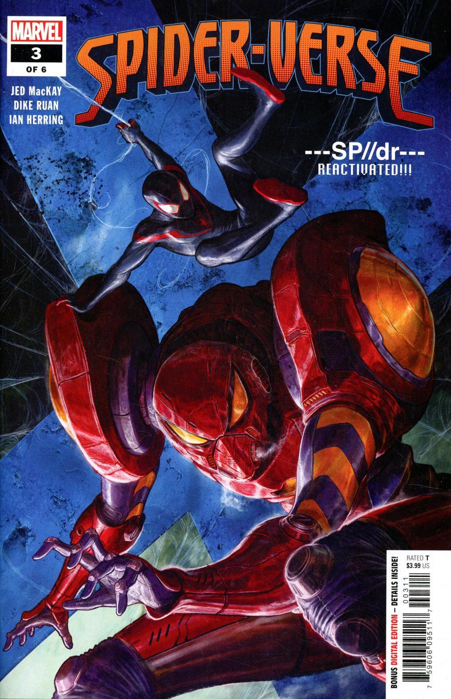 Spider-Verse Vol 3 #3