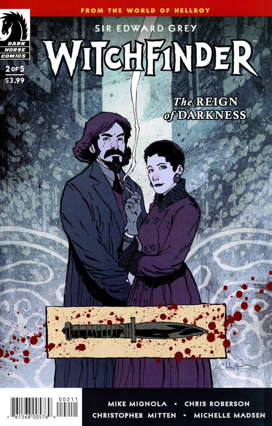 Witchfinder Reign Of Darkness #2