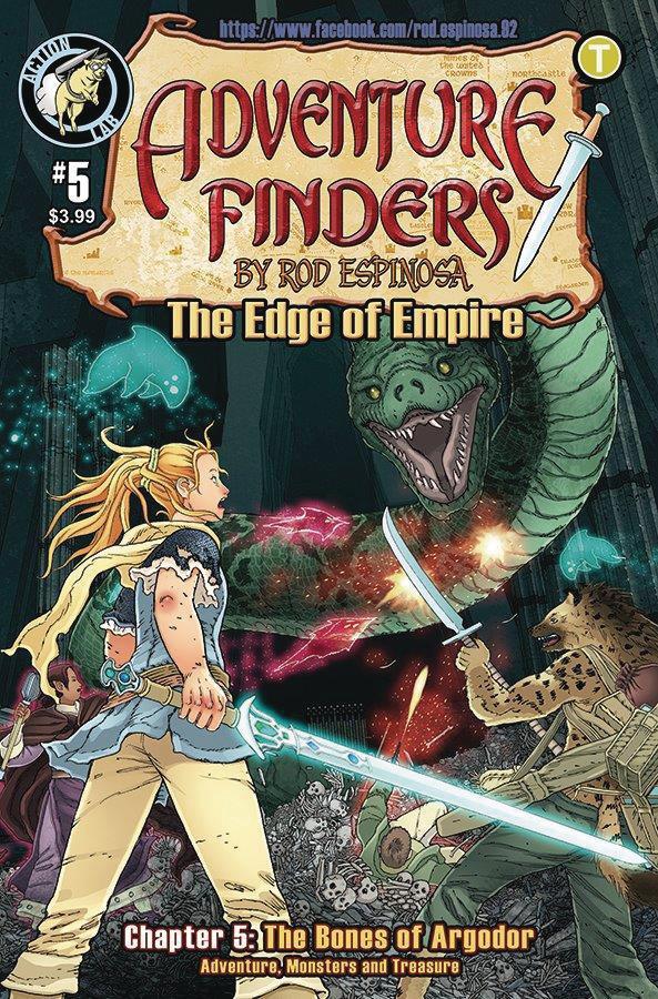 Adventure Finders Edge Of Empire #5