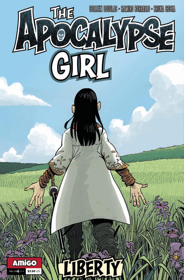Apocalypse Girl (Amigo Comics) Vol 2 #4 Liberty