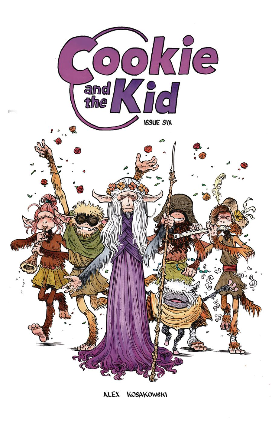 Cookie And The Kid #6