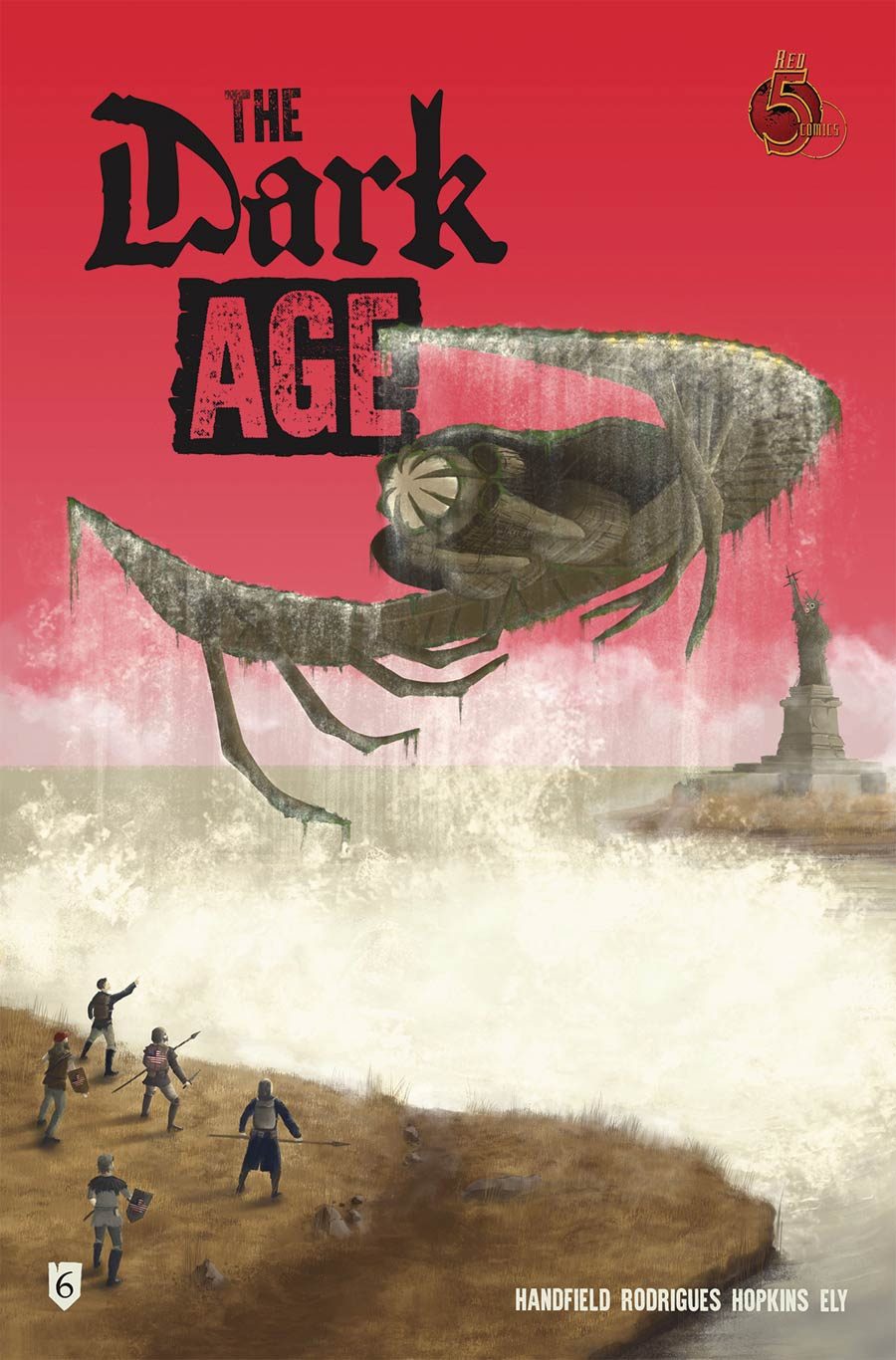 Dark Age #6 - RESOLICITED