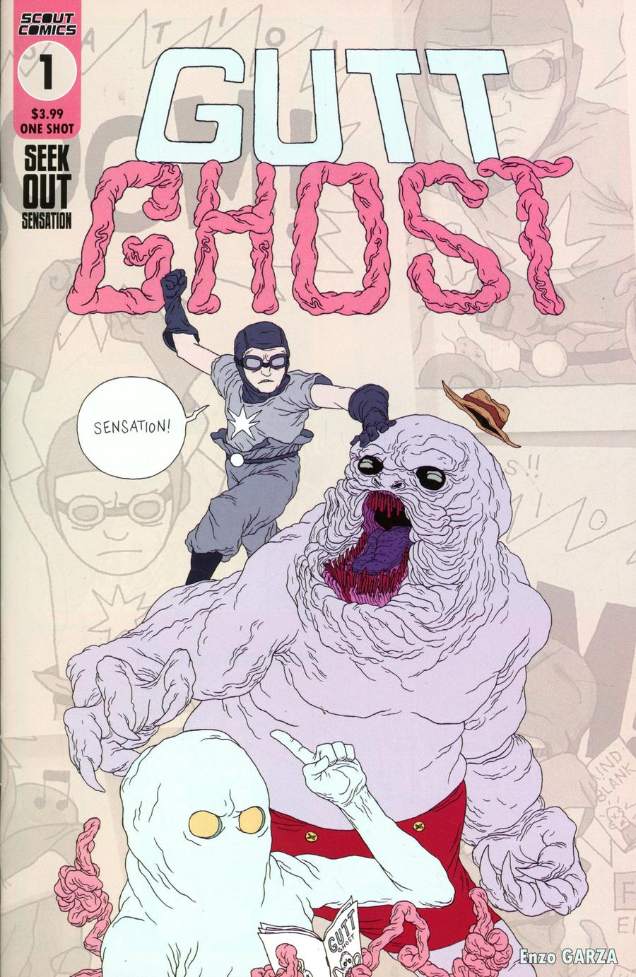 Gutt Ghost Seek Out Sensation One Shot