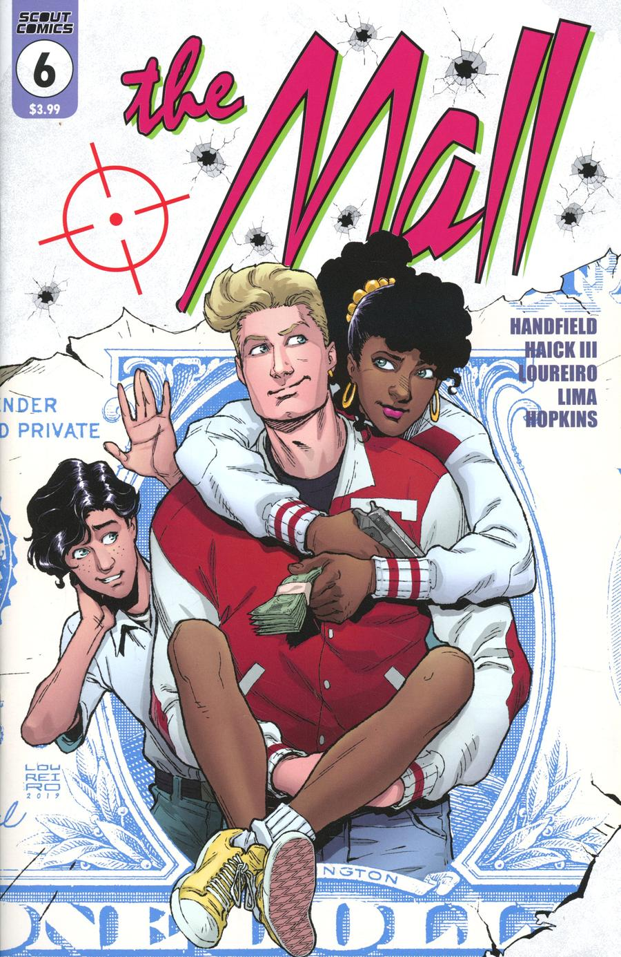 Mall (Scout Comics) #6 Cover A Regular Cover