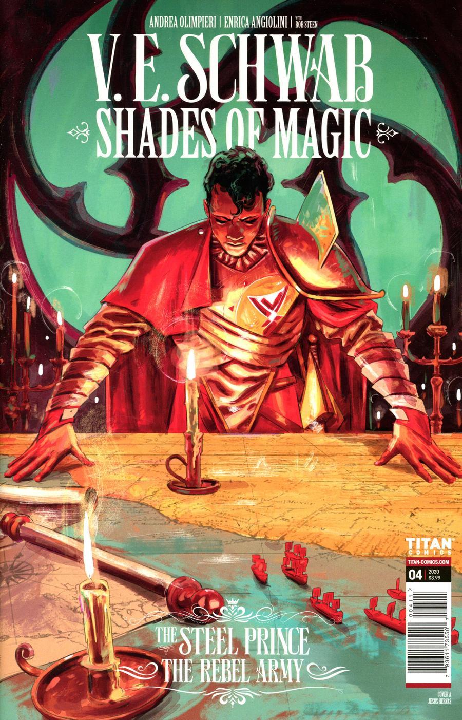 Shades Of Magic Steel Prince Rebel Army #4