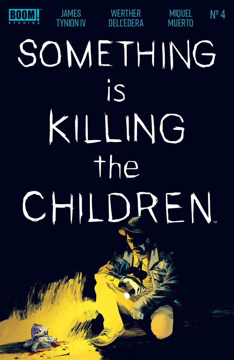Something Is Killing The Children #4 Cover A 1st Ptg Regular Werther Dell Edera Cover