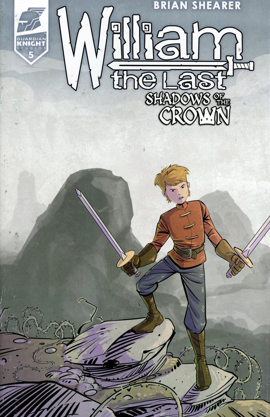 William The Last Shadows Of The Crown #5