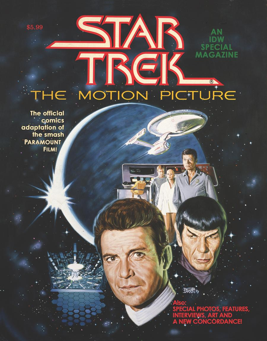 Star Trek The Motion Picture Facsimile Edition