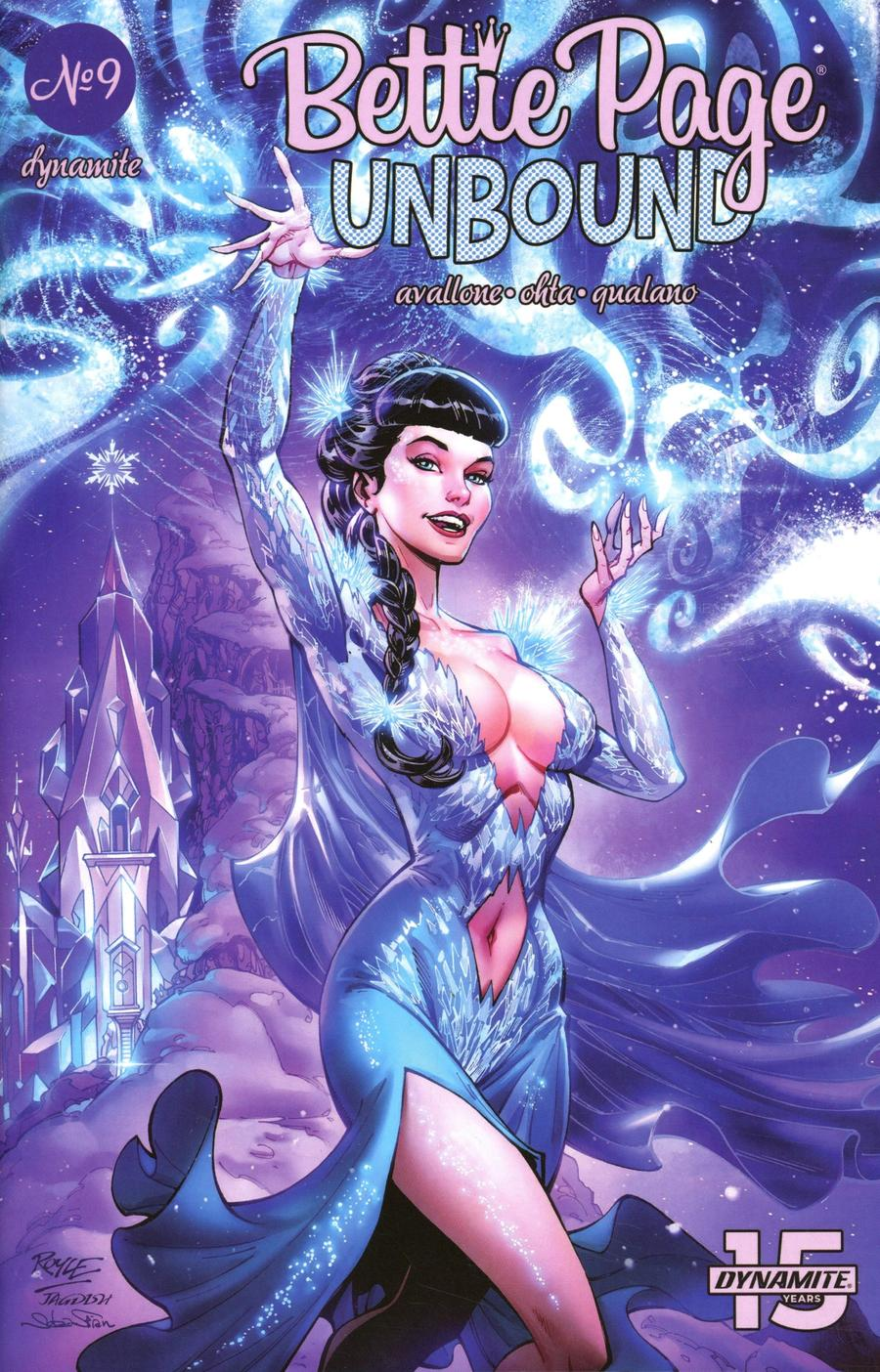 Bettie Page Unbound #9 Cover A Regular John Royle Cover