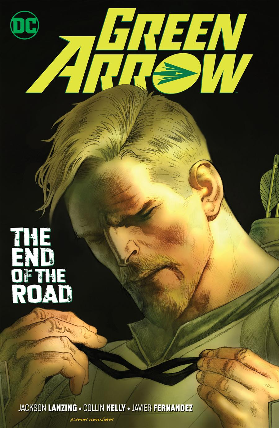 Green Arrow (Rebirth) Vol 8 The End Of The Road TP