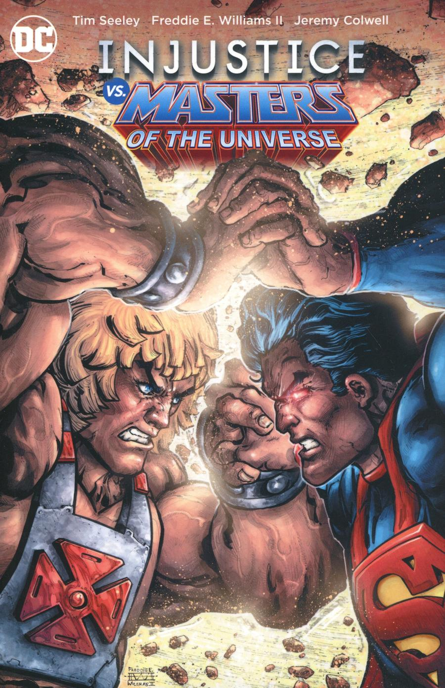Injustice vs The Masters Of The Universe TP