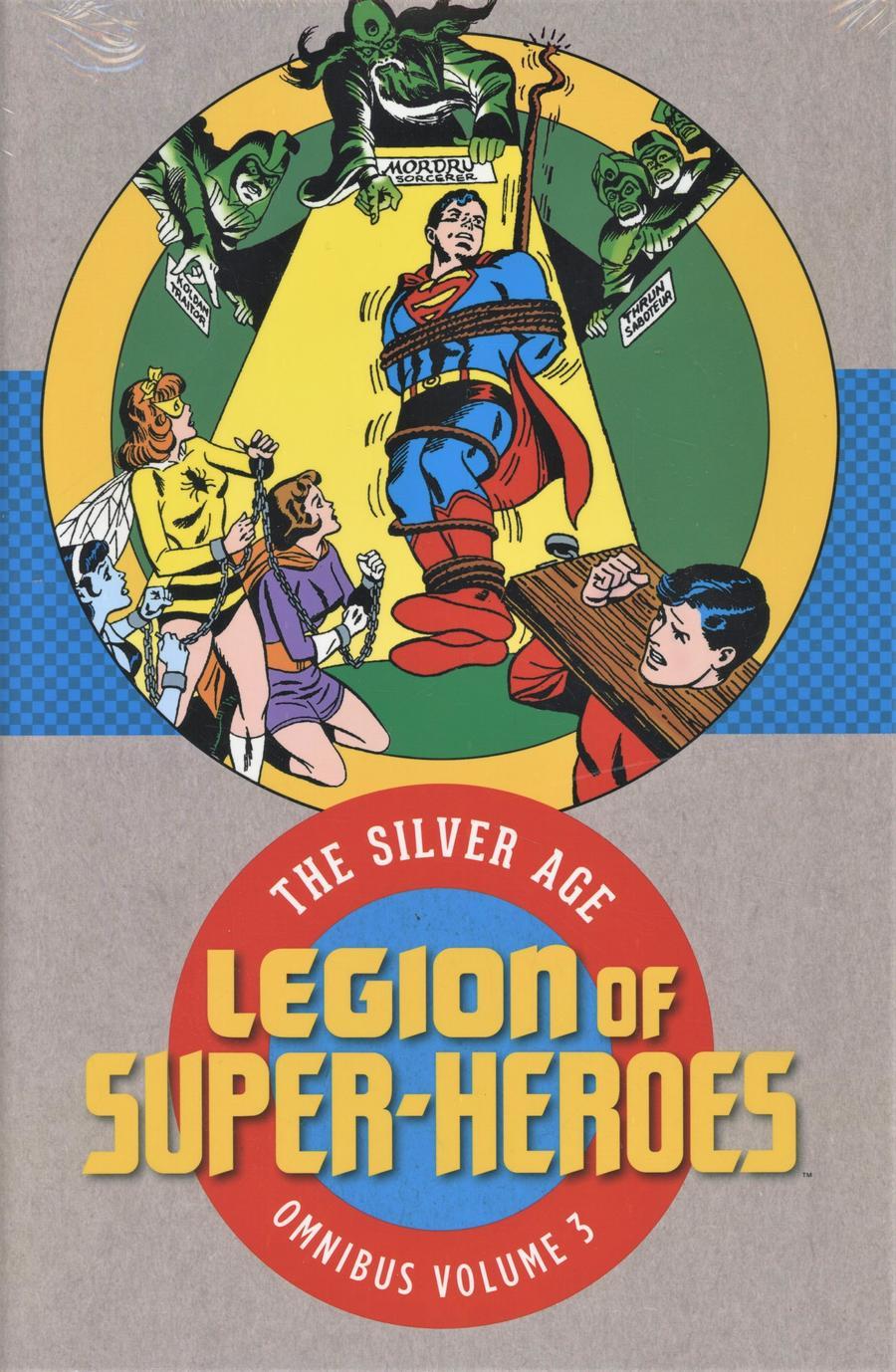 Legion Of Super-Heroes Silver Age Omnibus Vol 3 HC