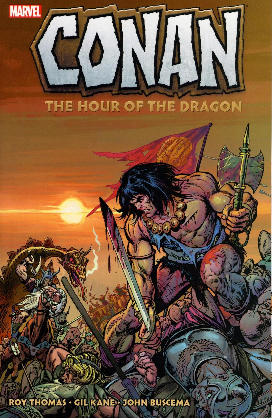 Conan Hour Of The Dragon TP