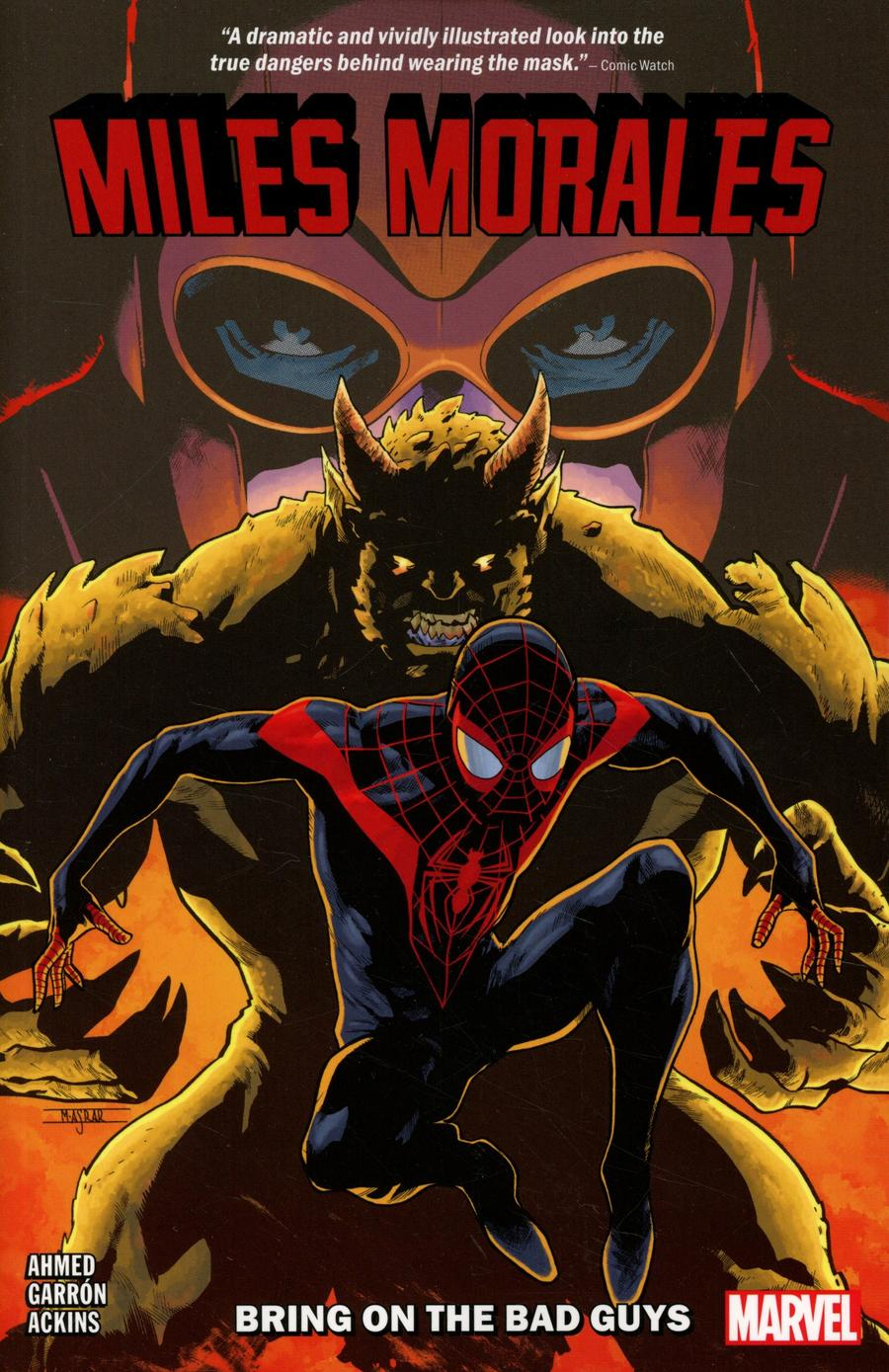 Miles Morales Vol 2 Bring On The Bad Guys TP