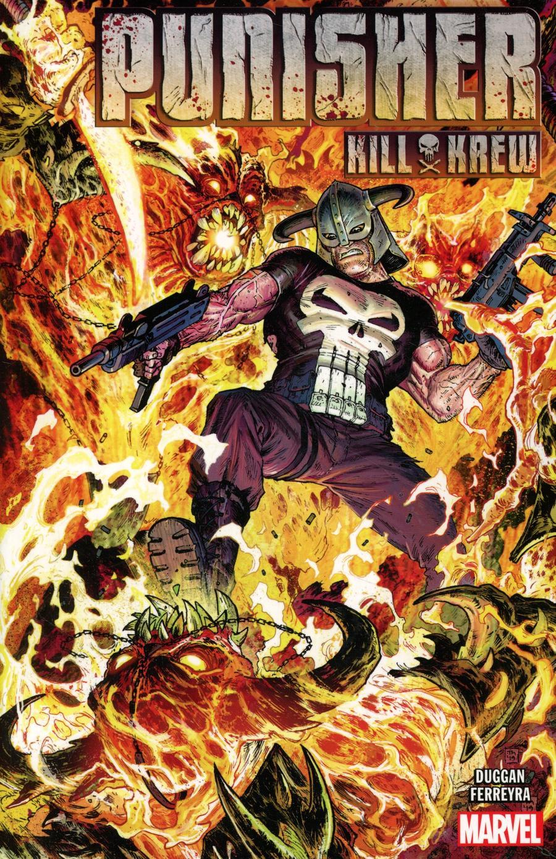 Punisher Kill Krew TP