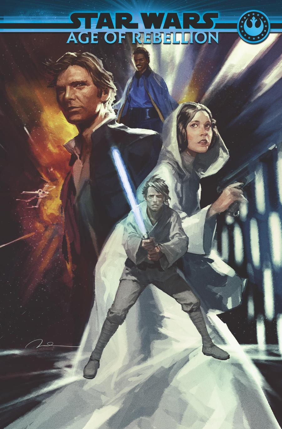 Star Wars Age Of Rebellion HC