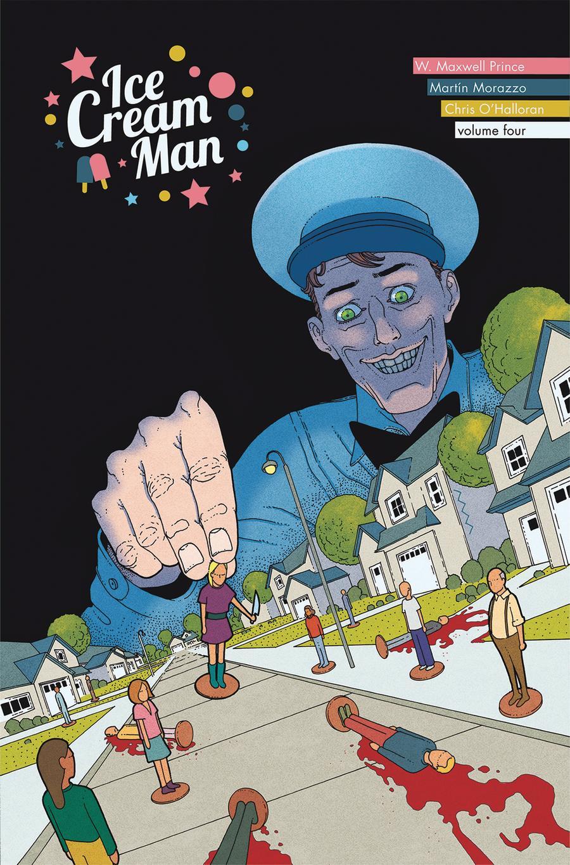 Ice Cream Man Vol 4 Tiny Lives TP