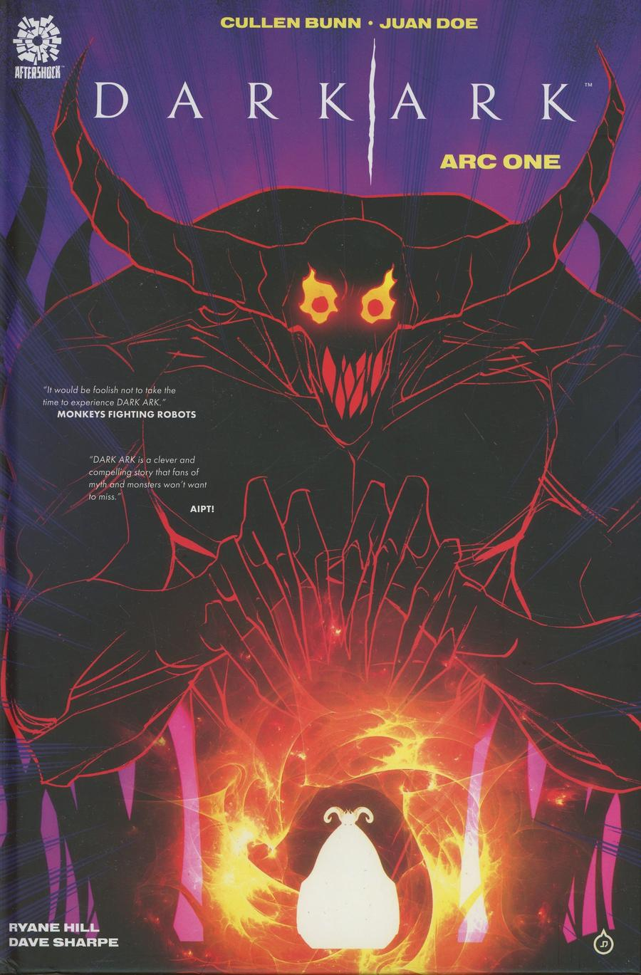 Dark Ark Vol 1 Arc One HC