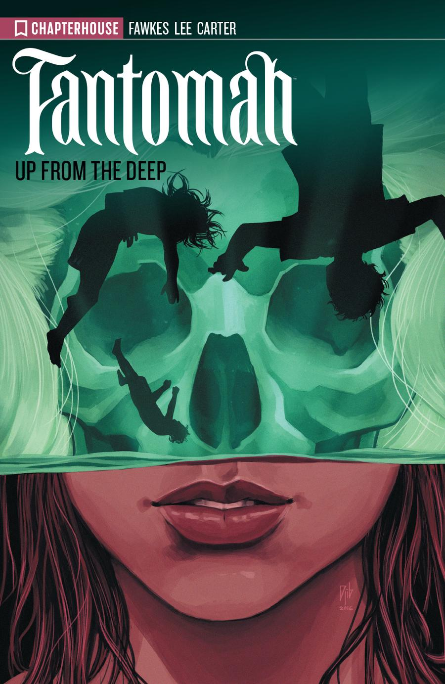 Fantomah Vol 1 Up From The Deep TP