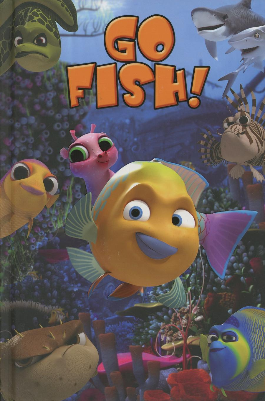 Go Fish HC
