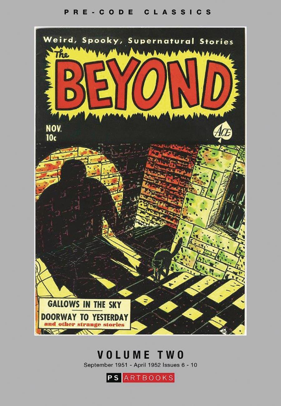 Pre-Code Classics The Beyond Vol 2 HC