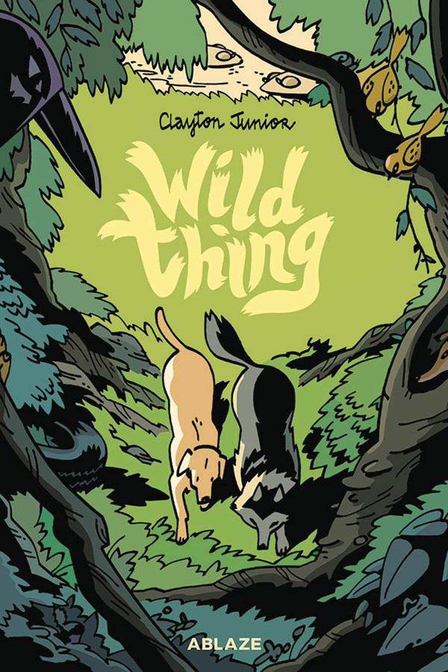 Wild Thing Or My Life As A Wolf HC
