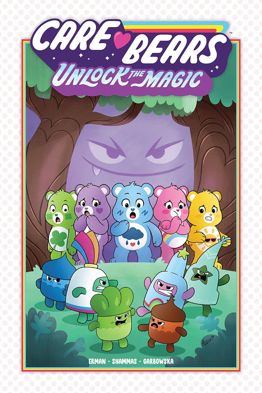 Care Bears Unlock The Magic TP