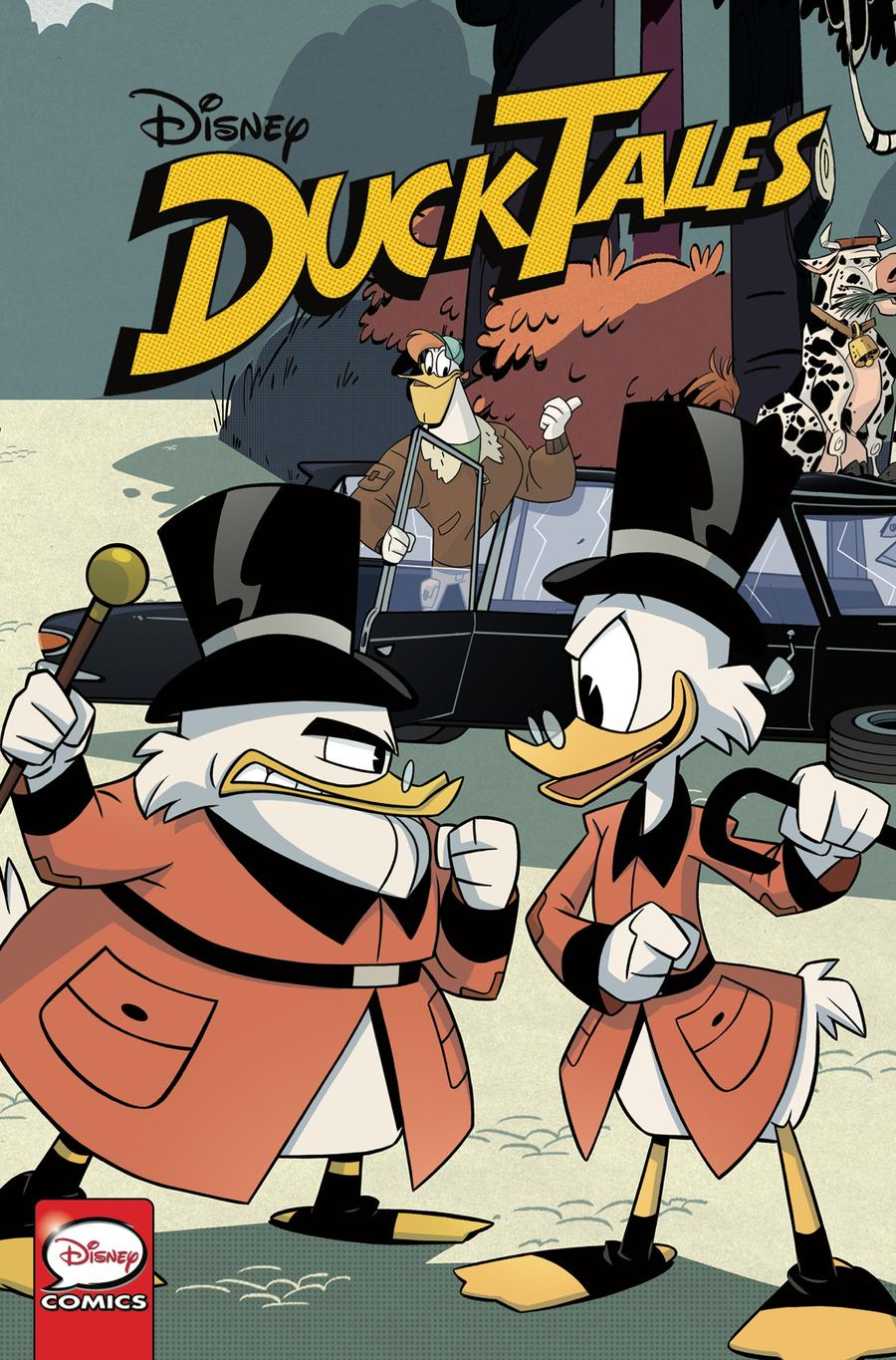 Ducktales Vol 7 Imposters And Interns TP